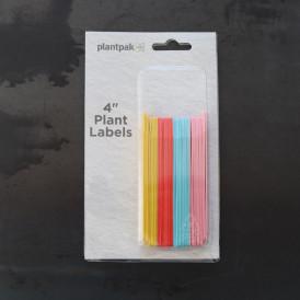Étiquettes rigides couleur...